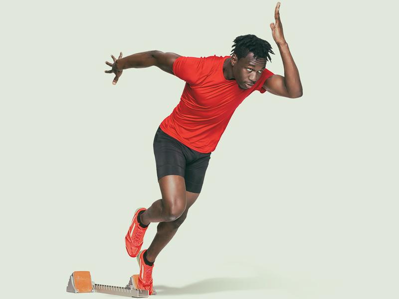 Sportfotografie Modelle Sportler