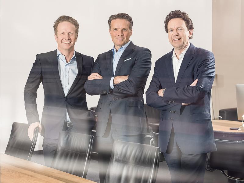 Business Portraits Vorstand