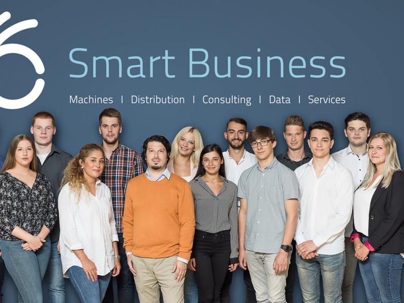 Business Gruppenbilder Mitarbeiter Portraits
