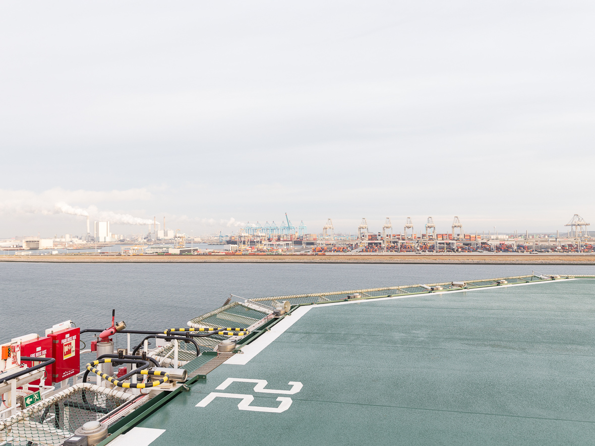 Rotterdam Hafen