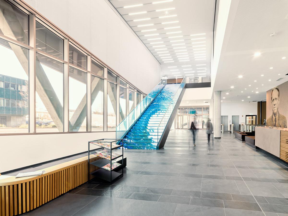Interieur Geschäftsräume Fotografie
