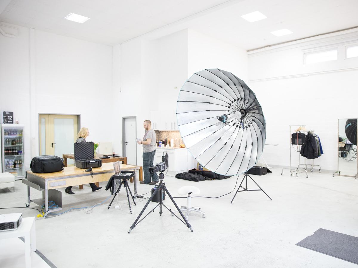 Geschäftsbericht Businessfotografie