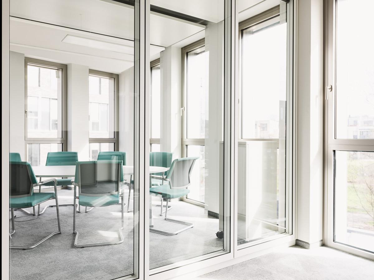 Geschäftsbericht Interieur Geschäftsräume Fotografie