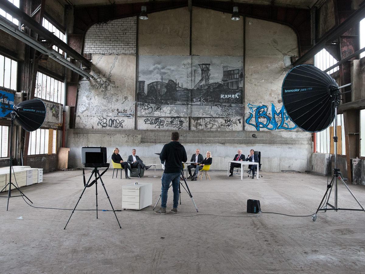 Fotoproduktion Fotoshooting