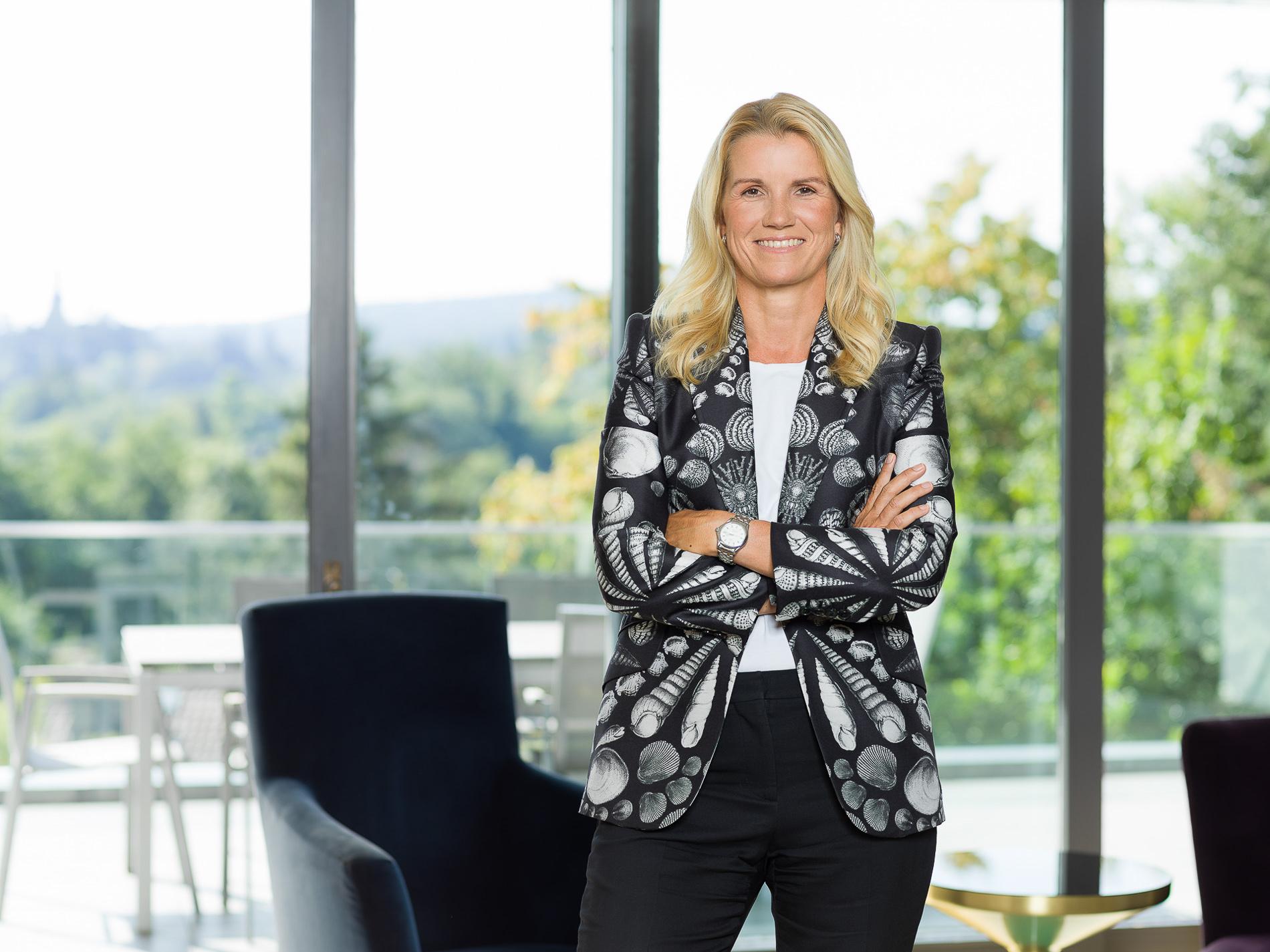 Karin Dohm für Hornbach