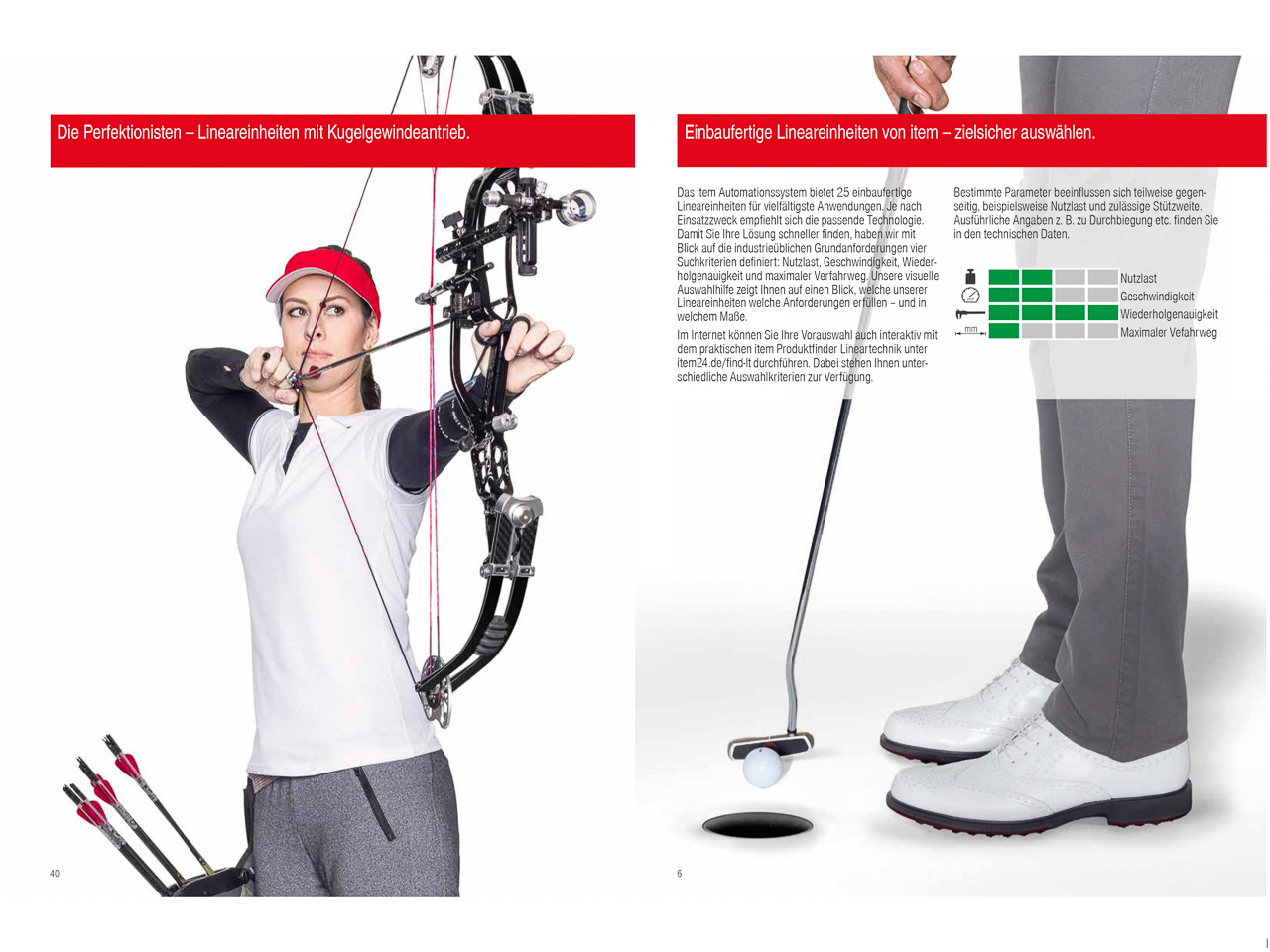 Sportfotografie für item Industrietechnik
