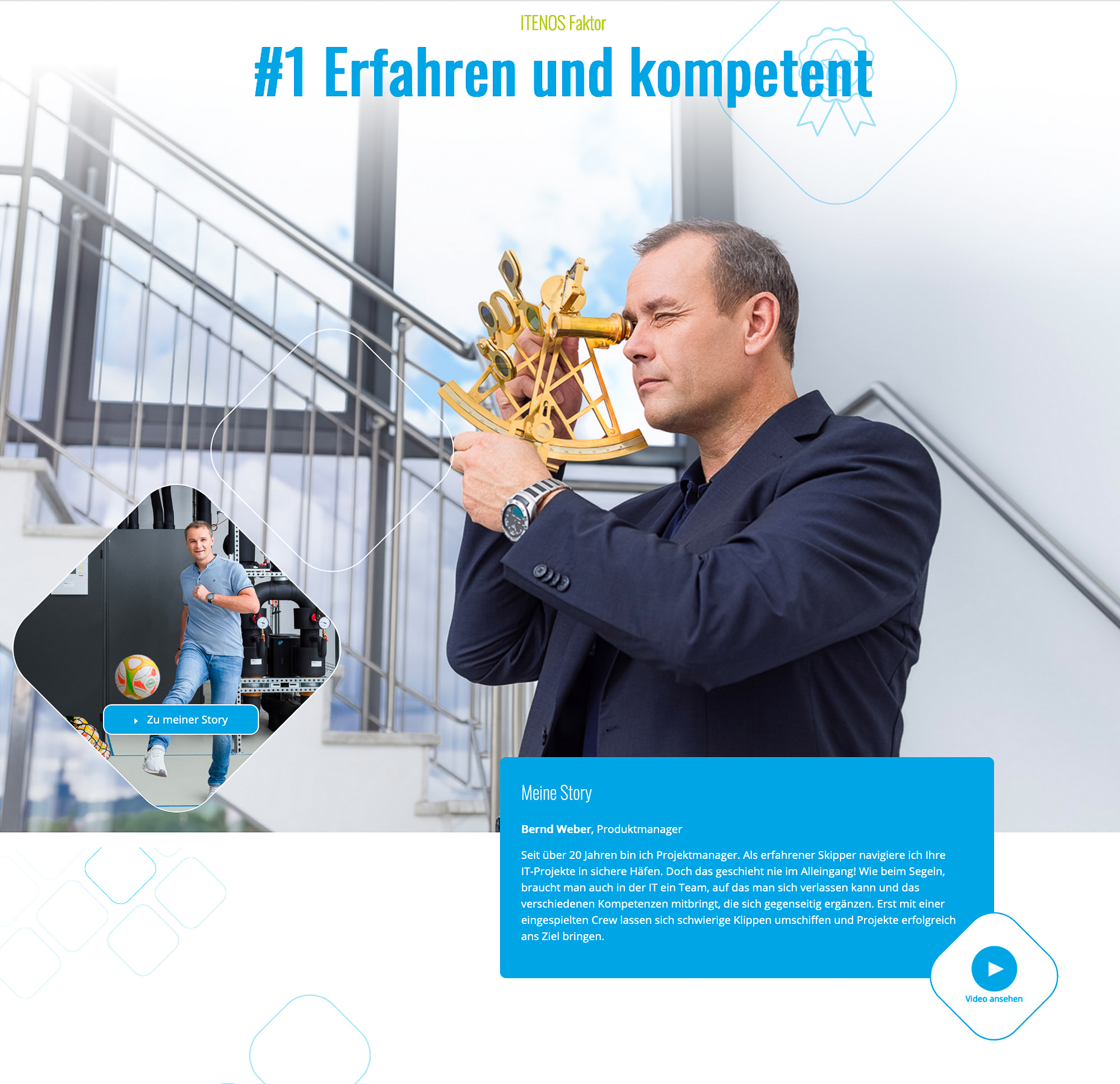 Business- Werbefotografie