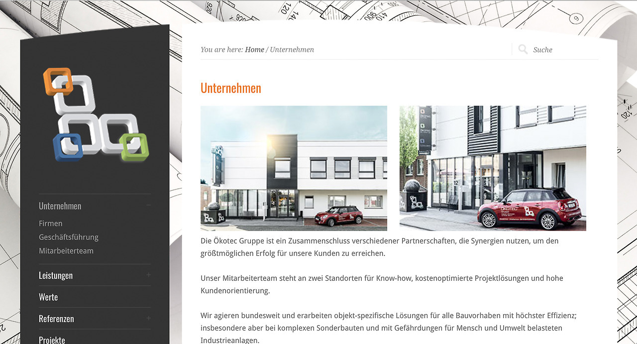 Ökotec Businessfotografie