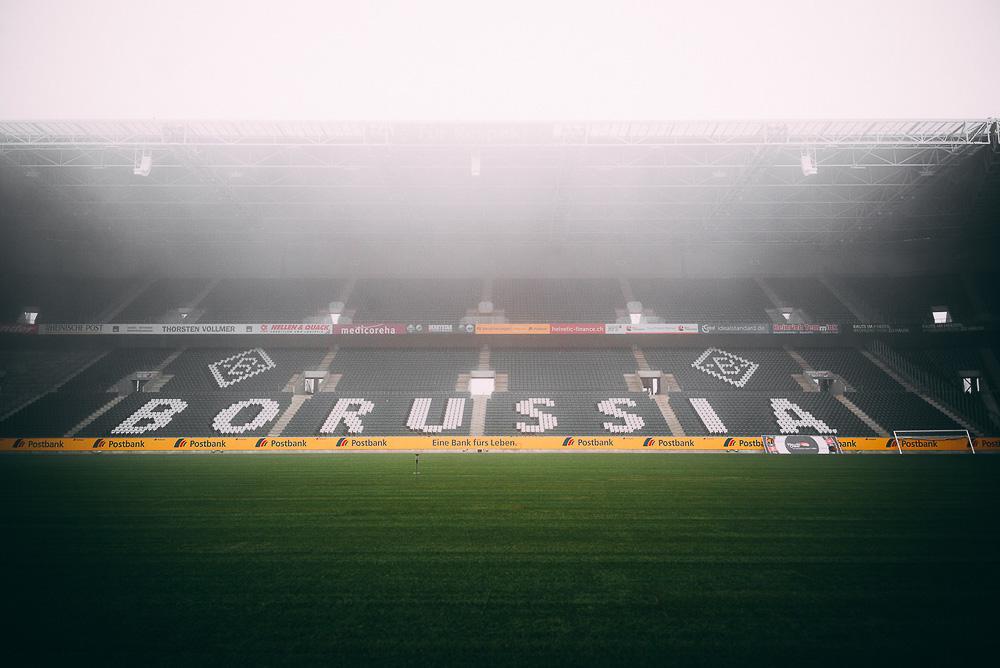 Borussia Park Mönchengladbach Vfl
